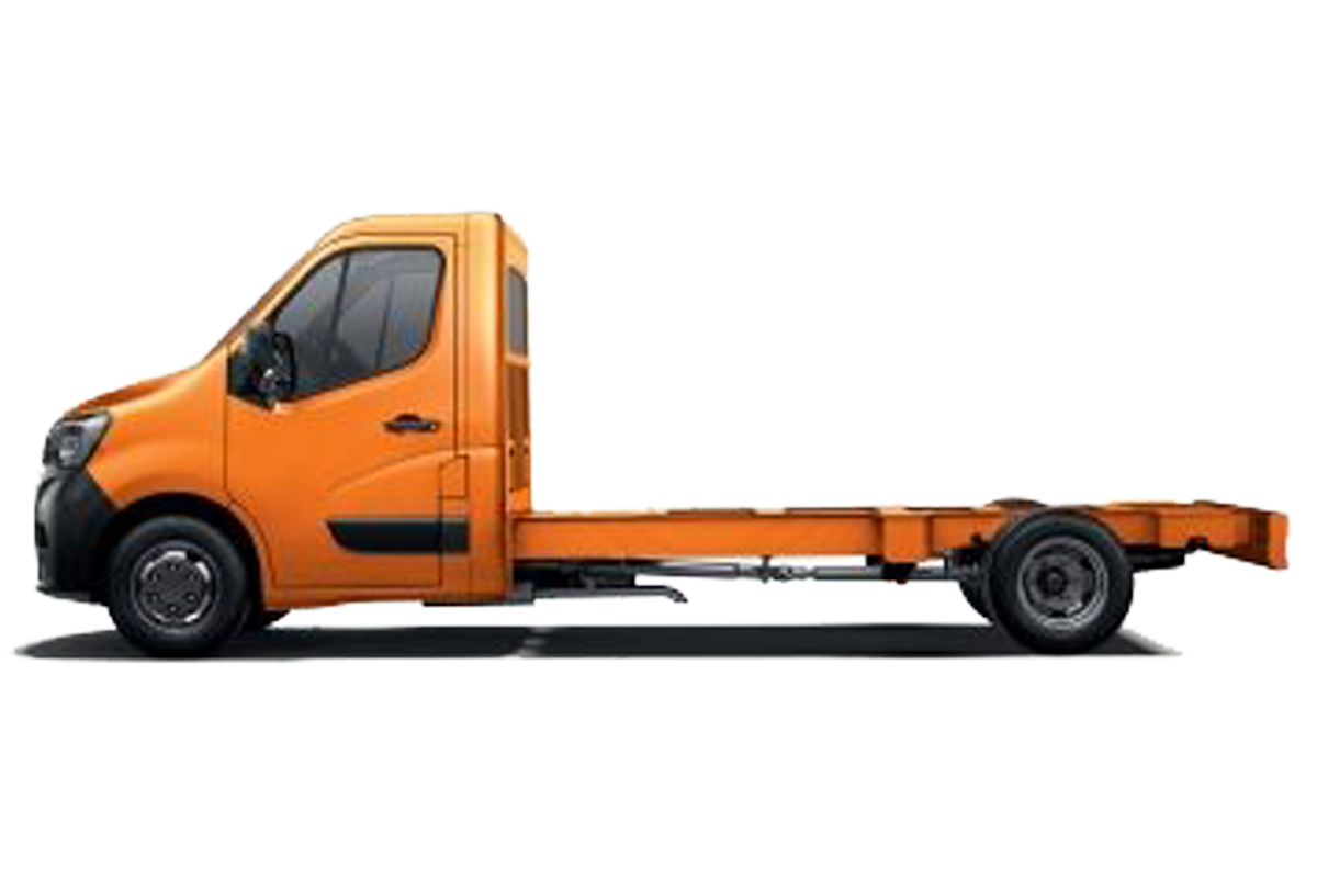 Mandataire RENAULT MASTER CHASSIS CABINE